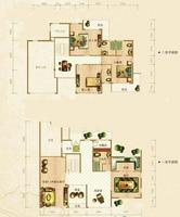 桂林润园户型图