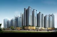 防城港市中央商务区CBD(北区)效果图|海港城
