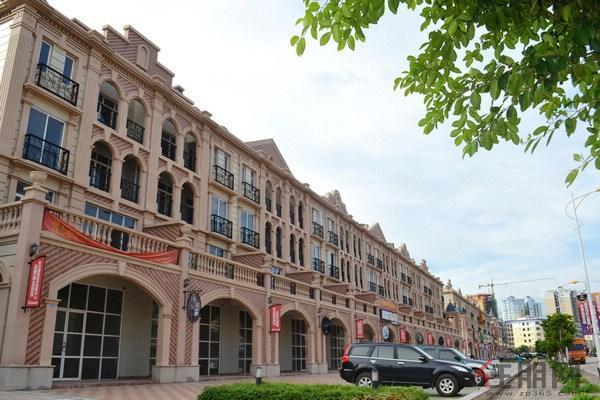 东兴边贸中心·商业街墅 7月实景