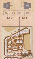 A10-3#A11-2#一至十层位置