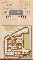 A10-1#A11-4#一至十层位置