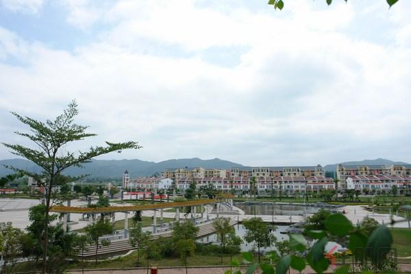 明江公司及龙江半岛花园