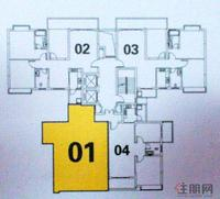 A2/A3/A5楼层分布图