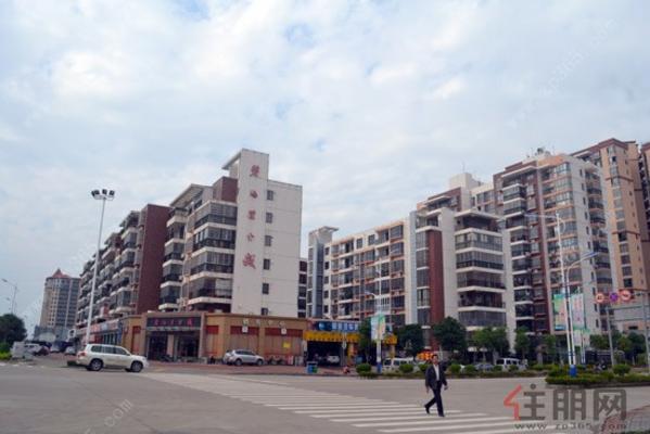 碧海紫金城2013.11.28实景图