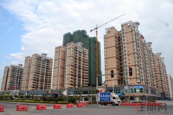 碧海蓝天台湾城2013.11.28实景图