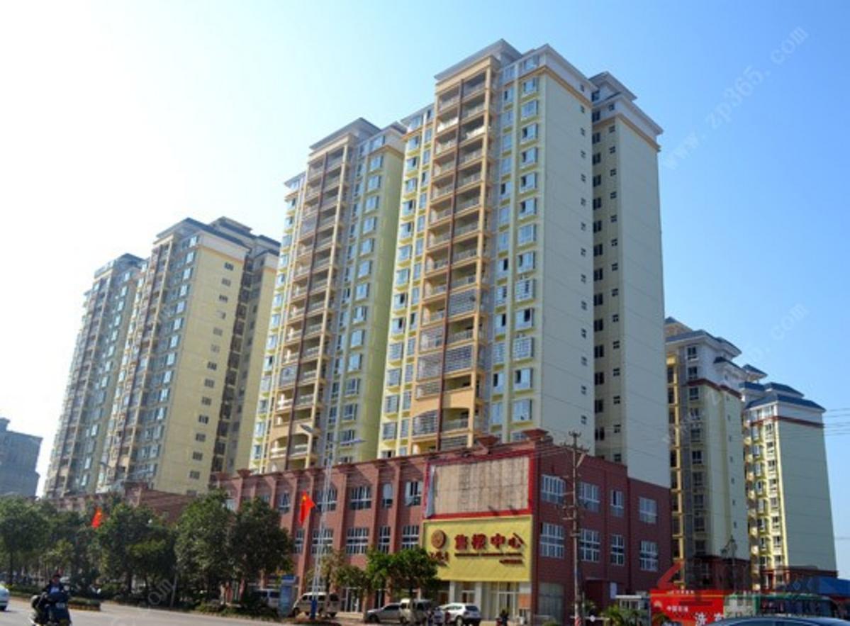 爱瑞汇锦湾2013.12.2实景图