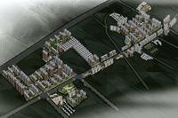福桂三千城效果图|最新鸟瞰图