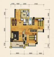 18#楼两房两厅