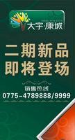 大宇康城广告欣赏|宣传海报