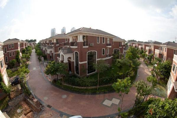 八桂绿城实景图(4.24)