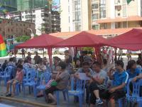 云星城市春天活动图片 2013.07.06云星广东商街二期开盘现场
