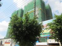 南湖商业广场实景图|南湖商业广场7月实景图