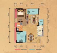 公寓2栋C户型