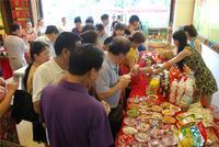 古鼎香(靖西)农批大市场活动图片|2014.5.18南宁营销中心开放图片