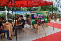 古鼎香(宁明)农批大市场活动图片|2014.5.18南宁营销中心开放图片