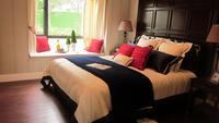 龙基・传媒星城样板间图|2#A户型样板间之卧室