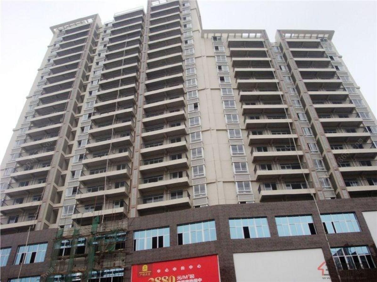 广信大厦实景图