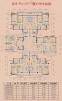 3栋户型平面图