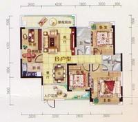 2#楼1单元/2单元B1户型