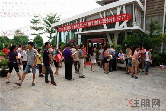 龙江半岛花园 活动图片