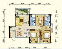 12-F-3 三房两厅两卫
