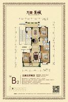 万豪丽城1#B23室3厅2卫181.94�O
