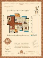 幸福东郡B34室2厅2卫141.12�O
