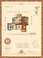 幸福东郡B23室2厅2卫124.41�O