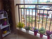 龙光普罗旺斯样板间图|三口之家阳台