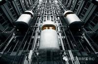 地王国际财富中心效果图|电梯运行效果图