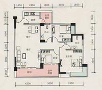 5#楼A1户型