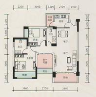 5#楼A4户型