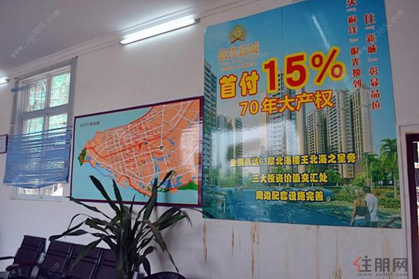 桐洋新城 实景图