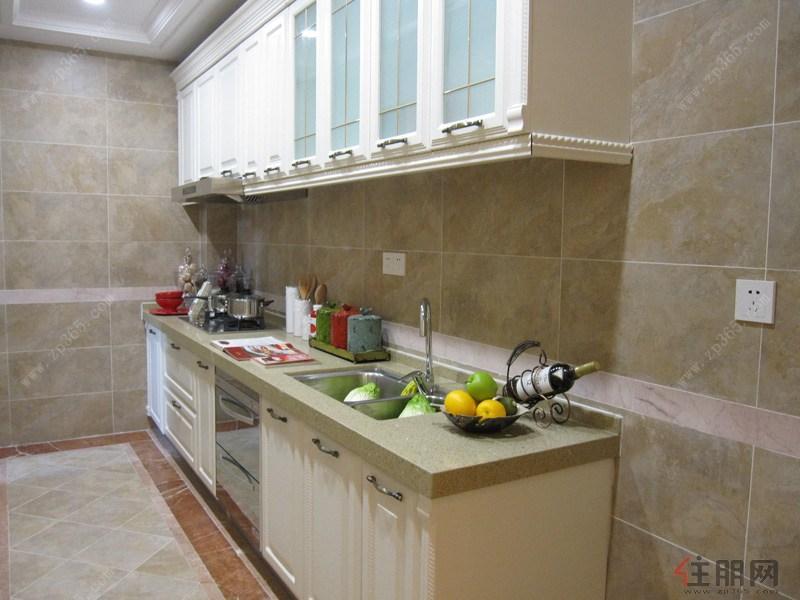 單元房廚房簡裝效果圖