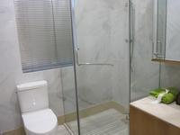 江宇世纪城样板间图|98�O户型卫生间