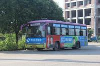 昌桂产业园实景图|16路公交车