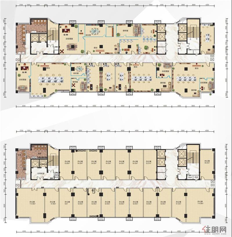 防城港口岸联检大楼防城港口岸联检大楼标准平面图0室0厅0卫0.00�O