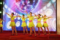 大宇康城活动图片|舞之翼少儿拉丁舞汇演