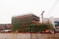 中房柳铁新城实景图|工地实景