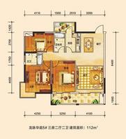 龙脉华庭5#楼