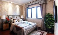 南宁恒大城样板间图|卧室
