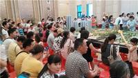 合景・天汇广场活动图片|售楼部内人潮涌动