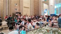 合景・天汇广场活动图片|台下满满的都是人