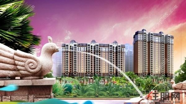 粤海时代新城效果图