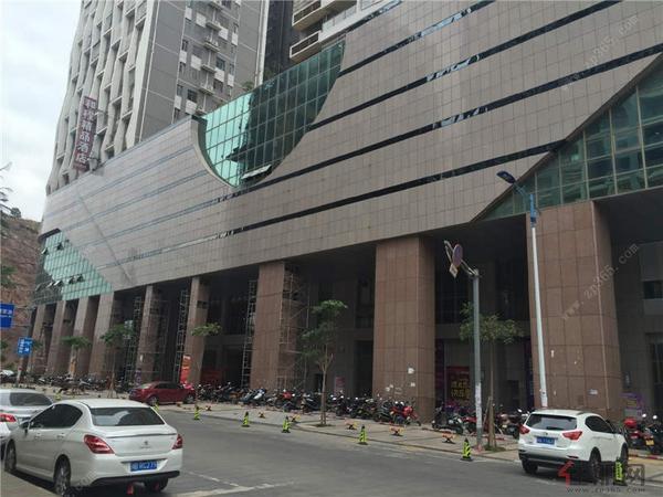 桂海星座商业广场实景图