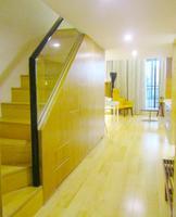 骋望麓涛未来城市样板间图|54�OLOFT楼梯转角