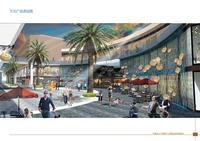 中心购物广场效果图|中心购物广场 效果图