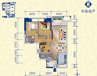 中房柳铁新城A3室2厅2卫127.00�O