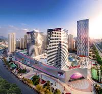 柳州万达广场实景图|柳州万达广场 实景图