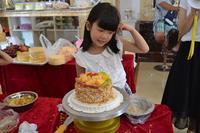 粤海时代新城活动图片|蛋糕DIY活动现场